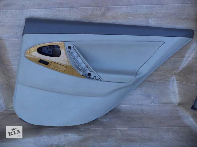 купить бу Б/у карта двери задняя правая 67630-33770-B2 для седана Toyota Camry SV40 2007г в Николаеве