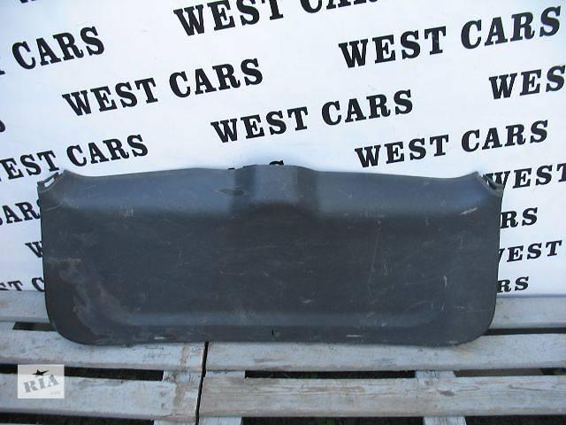 бу Б/у карта крышки багажника для легкового авто Kia Carens 2007 в Луцке