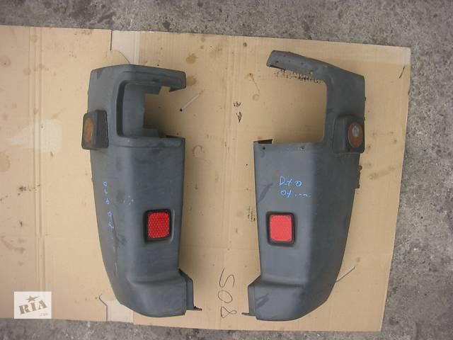 продам Б/у клык бампера Peugeot Boxer 2006- бу в Ровно