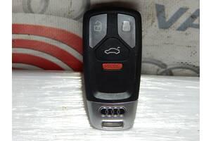 Б/У Ключ зажигания AUDI A4 A5 Q5 Q7 4M0959754AA