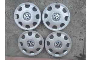 Б/у колпак на диск для Volkswagen Polo 6XO601147A