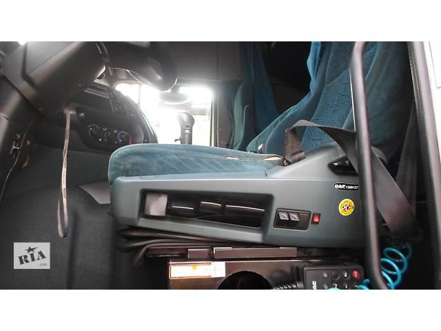 продам б/у Компоненты кузова Сиденье водителя Пилот Daf XF Даф XF 95 Евро2 Евро3 бу в Рожище