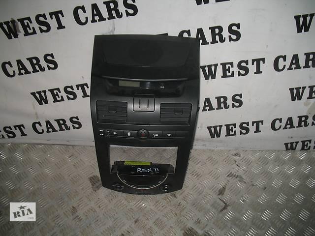 бу б/у Компоненты кузова Центральная консоль Легковой SsangYong Rexton II в Луцке