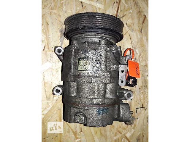 продам Б/у компрессор кондиционера для кроссовера Nissan X-Trail 2002 бу в Киеве