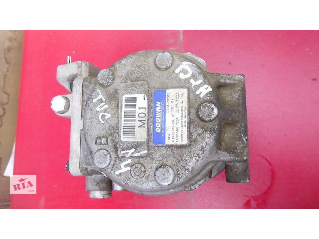 купить бу Б/у компрессор кондиционера для легкового авто 2.0бензин Hyundai Tucson 2007 в Коломые