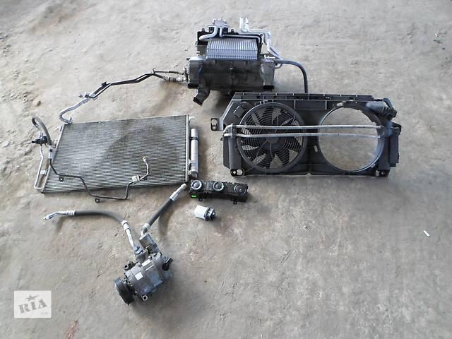 продам Б/у Кондиционер, обогреватель, вентиляция Volkswagen Crafter Фольксваген Крафтер 2.5 TDI 2006-201 бу в Луцке
