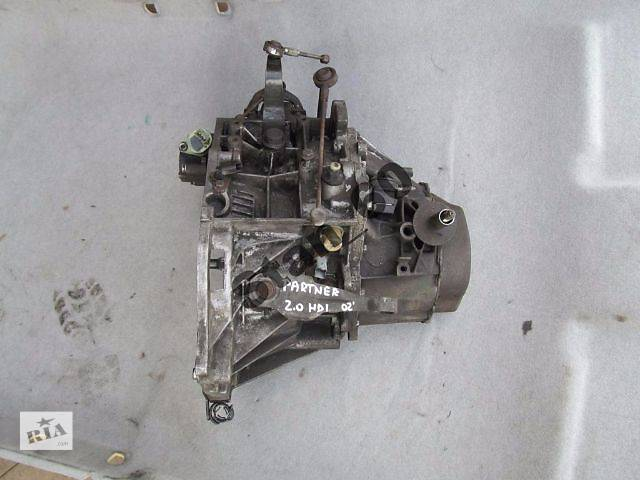 бу Б/у кпп для легкового авто Citroen Berlingo2.0HDI в Луцке