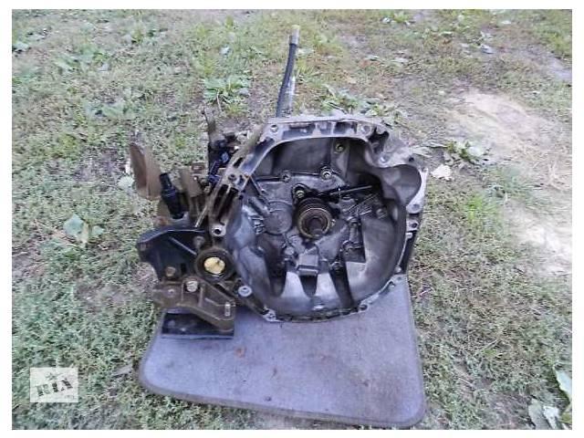 продам Б/у КПП коробка передач 1.5DCI 74KW стартер спереди евро 4 Kangoo Megane Scenic бу в Ковеле