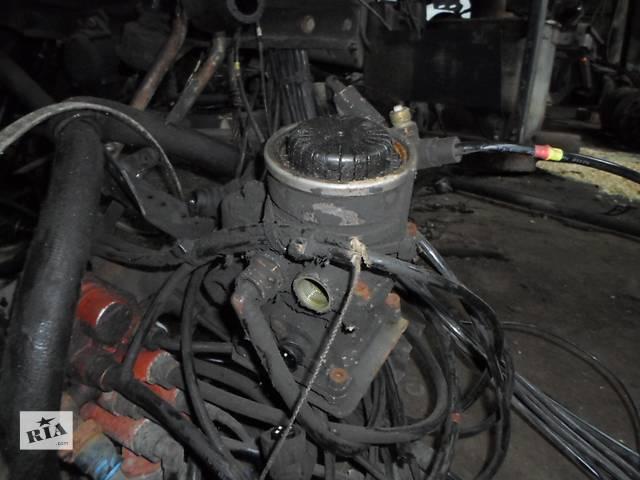 купить бу Б/у Кран прицепа 4х контурный для грузовика Renault Magnum E-TECH Рено Магнум 440 Evro3 в Рожище