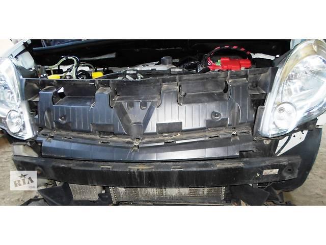 Б/у Крепление решетки радиатора, Подрешоточник Рено Канго Renault Kangoo 2- объявление о продаже  в Луцке