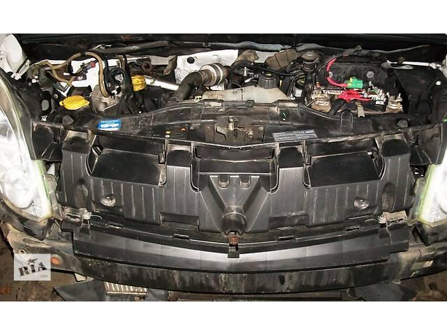 продам Б/у Крепление решетки радиатора, Подрешоточник Рено Канго Renault Kangoo 2 бу в Луцке