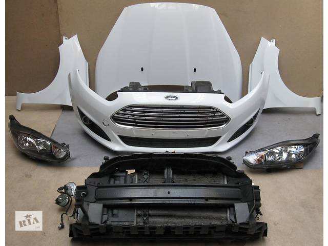Б/у Крыло левое Ford Fiesta- объявление о продаже  в Киеве