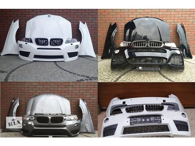 Б/у крыло переднее для легкового авто BMW X3 f25- объявление о продаже  в Львове