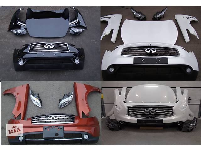 Б/у крыло переднее для легкового авто Infiniti FX- объявление о продаже  в Львове