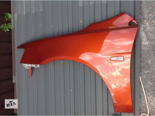 бу Б/у крыло переднее для легкового авто Mitsubishi Lancer X в Ровно