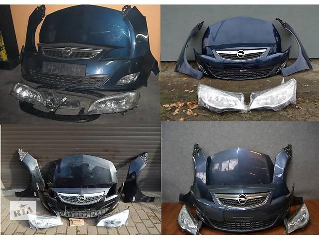 Б/у крыло переднее для легкового авто Opel Astra J- объявление о продаже  в Львове