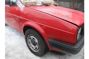 б/у Крылья передние Volkswagen Golf II