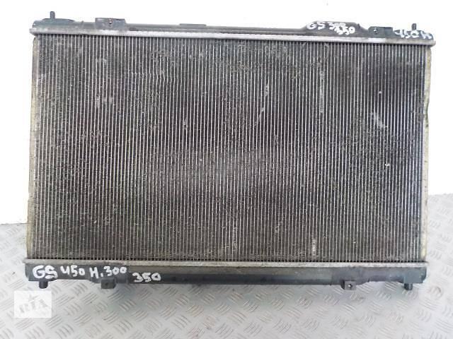 бу Б/у радиатор охлаждения LEXUS GS300 в Одессе