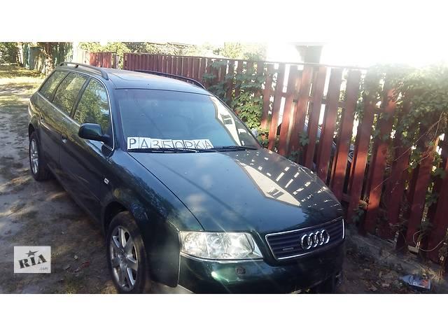 купить бу Б/у крыло переднее для универсала Audi A6 Avant в Киеве