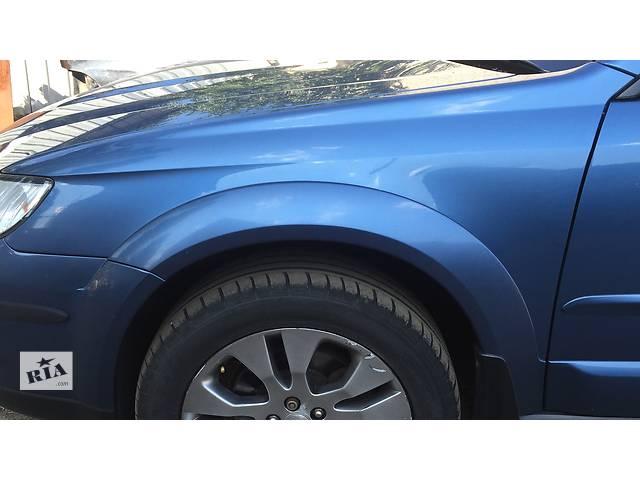 купить бу Б/у крыло переднее левое для универсала Subaru Outback в Днепре (Днепропетровск)