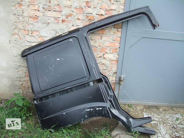 купить бу Б/у крыло заднее для легкового авто Fiat Doblo в Ровно