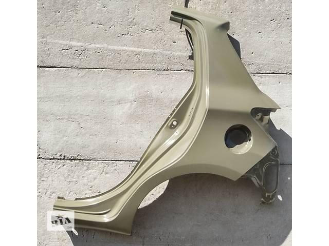продам Б/у крыло заднее для легкового авто Toyota Yaris бу в Чернигове