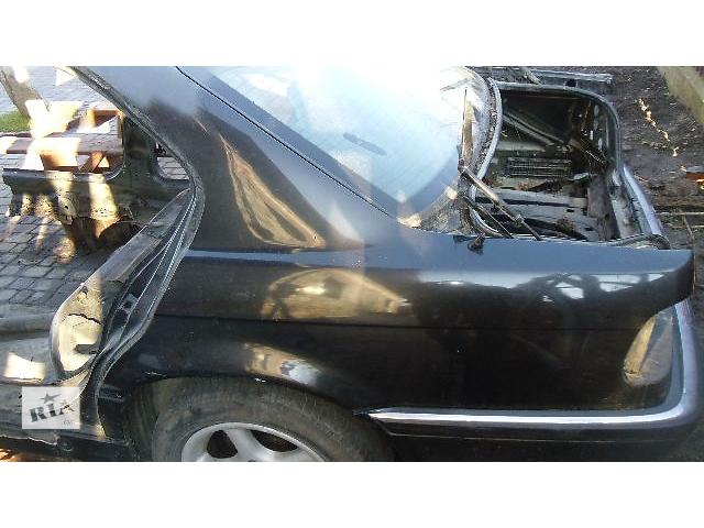 Б/у крыло заднее левое для легкового авто BMW 750 Е38 1997- объявление о продаже  в Коломые