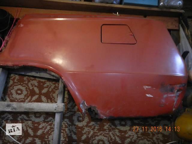 продам Б/у крыло заднее левое с лючком,для легкового авто ВАЗ 2102 бу в Вышгороде