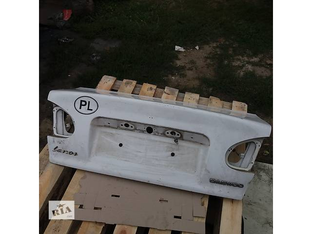Б/у крышка багажника Daewoo Lanos- объявление о продаже  в Ковеле