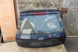 Б/у кришка багажника для Ford Fiesta 6 , 3х-дверка , 2002-2008
