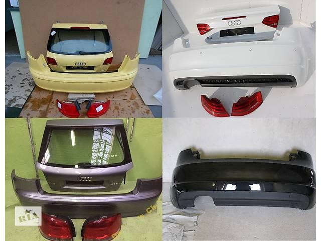купить бу Б/у крышка багажника для легкового авто Audi A3 8p 03-12 в Львове