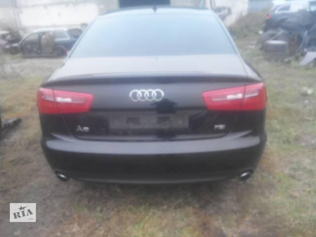 продам Б/у крышка багажника для легкового авто Audi A6 бу в Львове
