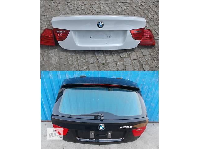 продам Б/у крышка багажника для легкового авто BMW 3 Series e90 e91 бу в Львове