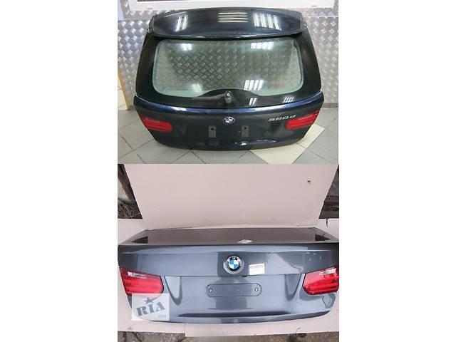 Б/у крышка багажника для легкового авто BMW 3 Series F30 F31- объявление о продаже  в Львове