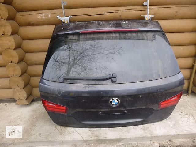 продам Б/у кришка багажника для легкового авто BMW 5 Series бу в Ковеле