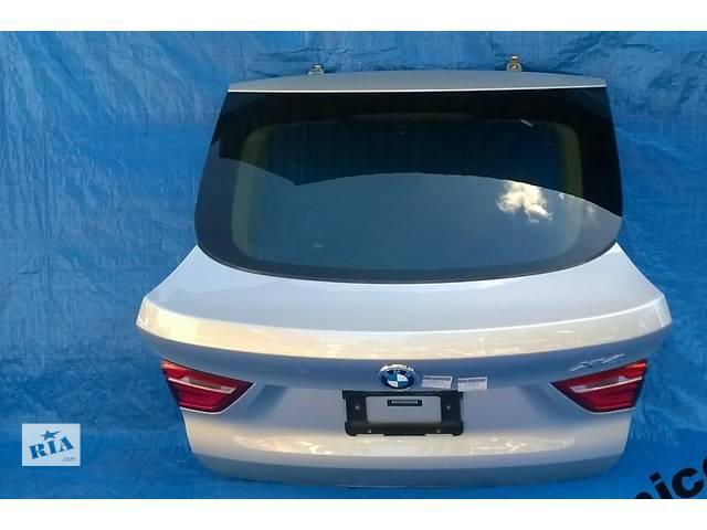 купить бу Б/у крышка багажника для легкового авто BMW X4 f26 в Львове