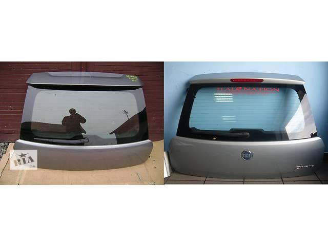 Б/у крышка багажника для легкового авто Fiat Grande Punto- объявление о продаже  в Львове
