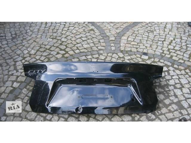 Б/у крышка багажника для легкового авто Honda City- объявление о продаже  в Львове