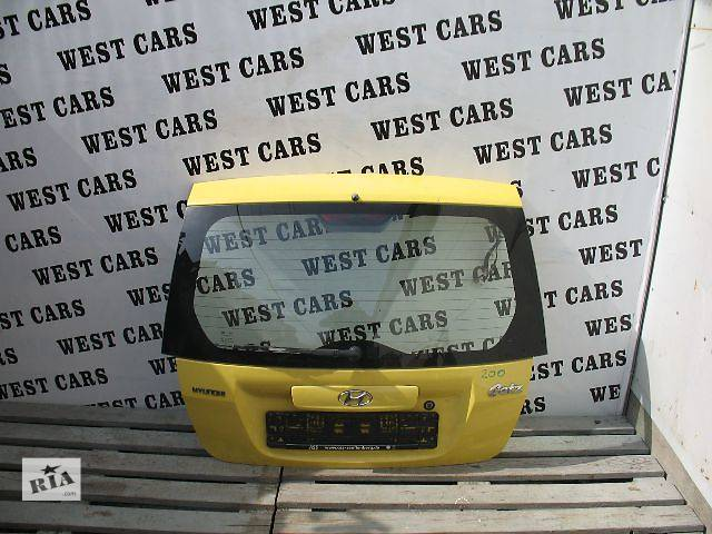 купить бу Б/у крышка багажника для легкового авто Hyundai Getz Hatchback 5D в Луцке