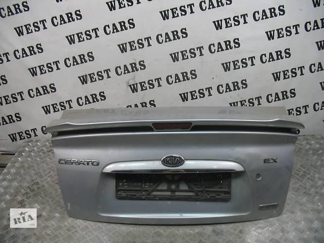продам Б/у крышка багажника для легкового авто Kia Cerato бу в Луцке