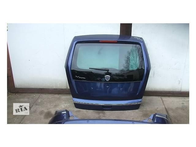 бу Б/у крышка багажника для легкового авто Lancia Musa в Львове