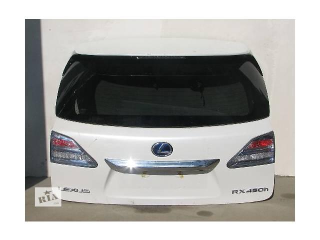 Б/у крышка багажника для легкового авто Lexus RX- объявление о продаже  в Ровно