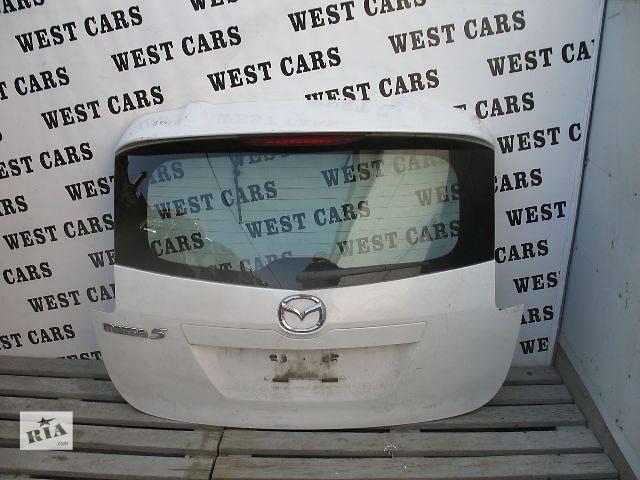 купить бу Б/у крышка багажника для легкового авто Mazda 5 в Луцке