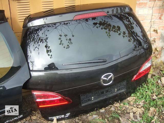 бу Б/у крышка багажника для легкового авто Mazda 5 в Ровно