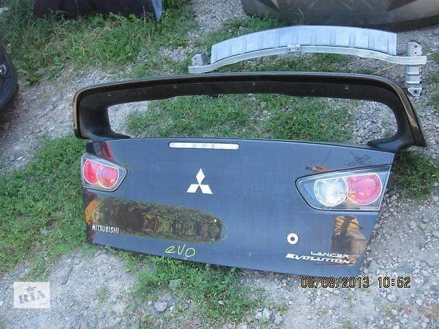 Б/у крышка багажника для легкового авто Mitsubishi Lancer Evolution- объявление о продаже  в Ровно