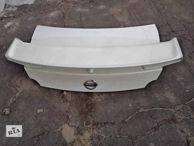 бу Б/у крышка багажника для легкового авто Nissan GT-R в Львове