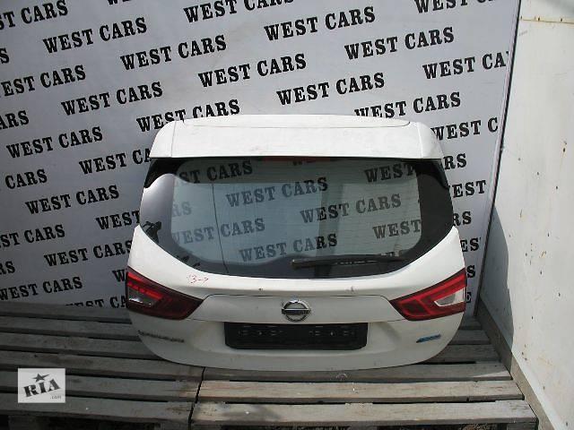 продам Б/у крышка багажника для легкового авто Nissan Qashqai 2013 бу в Луцке