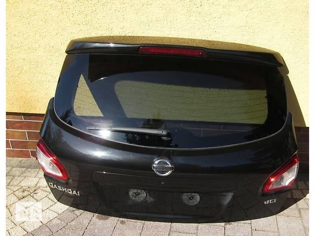 Б/у крышка багажника для легкового авто Nissan Qashqai- объявление о продаже  в Львове