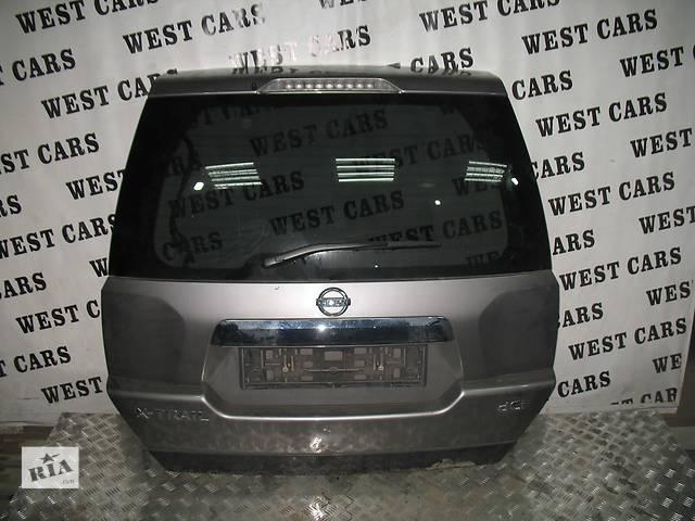 продам Б/у кришка багажника для легкового авто Nissan X-Trail бу в Луцке