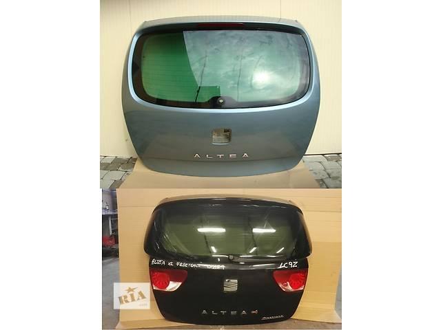 продам Б/у крышка багажника для легкового авто Seat Altea бу в Львове